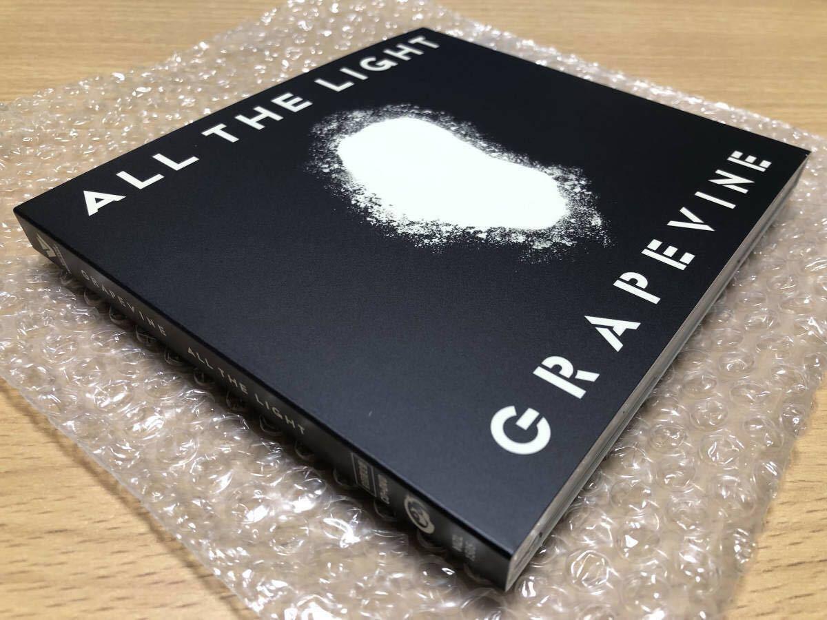 ★送料無料★新品同様★2/6発売 GRAPEVINE ALL THE LIGHT (初回限定盤:CD + DVD) CD+DVD, Limited Edition グレイプバイン_画像2
