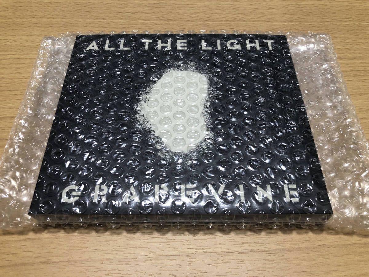 ★送料無料★新品同様★2/6発売 GRAPEVINE ALL THE LIGHT (初回限定盤:CD + DVD) CD+DVD, Limited Edition グレイプバイン_画像7