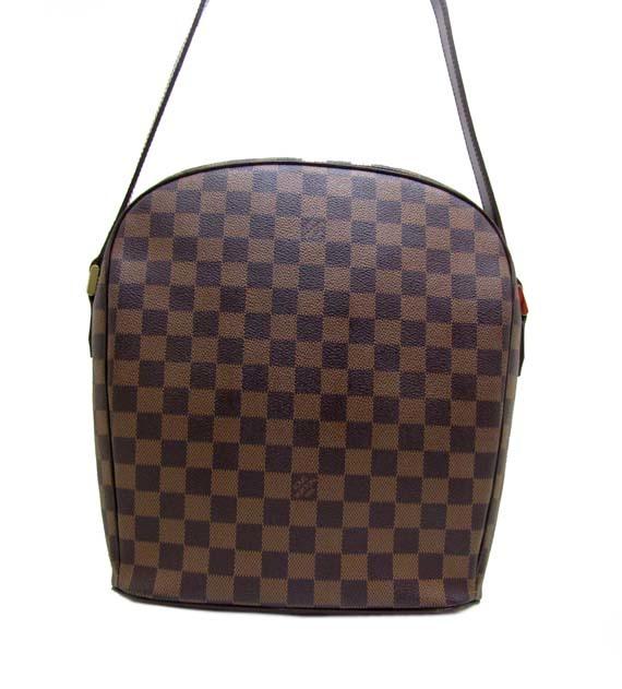 中古 ルイヴィトン/Louis Vuitton ショルダーバッグ イパネマGM ダミエ N51292 2001年製 肩掛け レディース_画像2