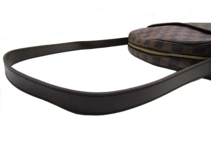 中古 ルイヴィトン/Louis Vuitton ショルダーバッグ イパネマGM ダミエ N51292 2001年製 肩掛け レディース_画像4