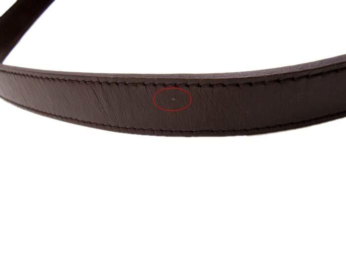 中古 ルイヴィトン/Louis Vuitton ショルダーバッグ イパネマGM ダミエ N51292 2001年製 肩掛け レディース_画像5