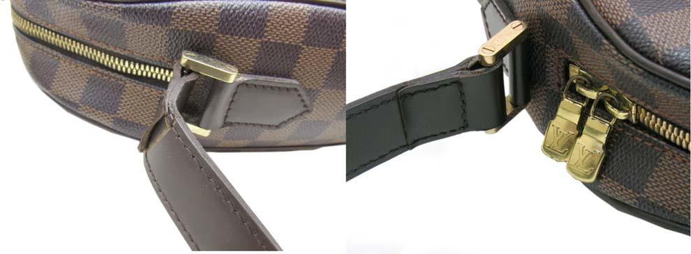 中古 ルイヴィトン/Louis Vuitton ショルダーバッグ イパネマGM ダミエ N51292 2001年製 肩掛け レディース_画像6