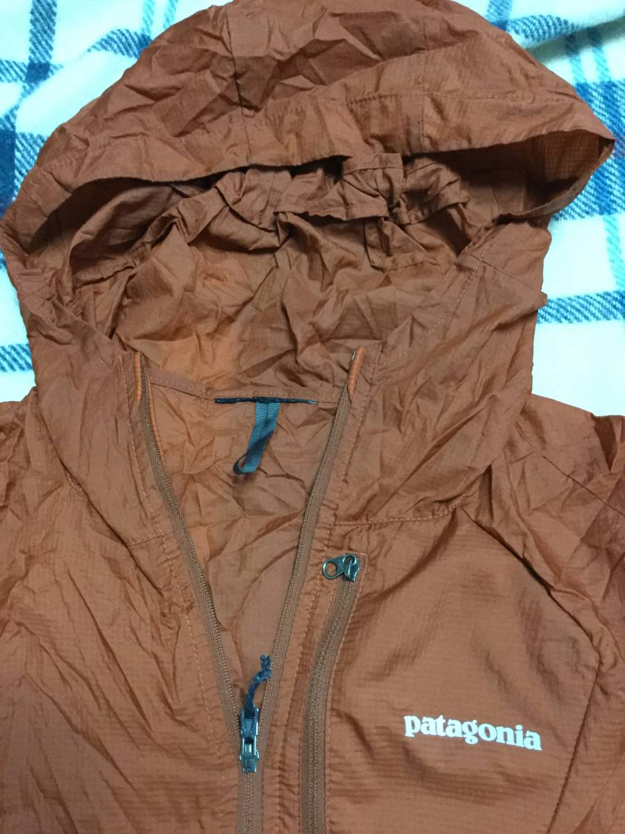 d3d00ab0db47 patagonia パタゴニアhoudini フーディニS 18AW Copper Ore CPOR パーカーナイロン. 商品數量  :1