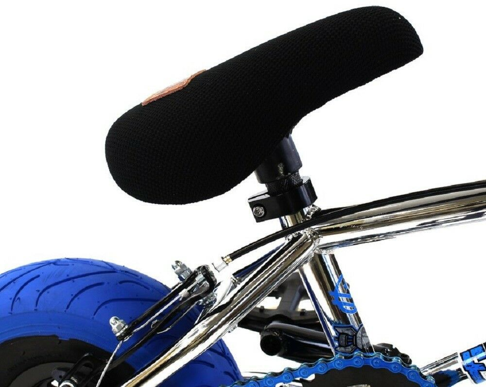 "BMX FatBoy Pro Mini 10 ""BMX自転車ファットタイヤフリースタイルバイクトマホーククロームブルー FatB_画像2"