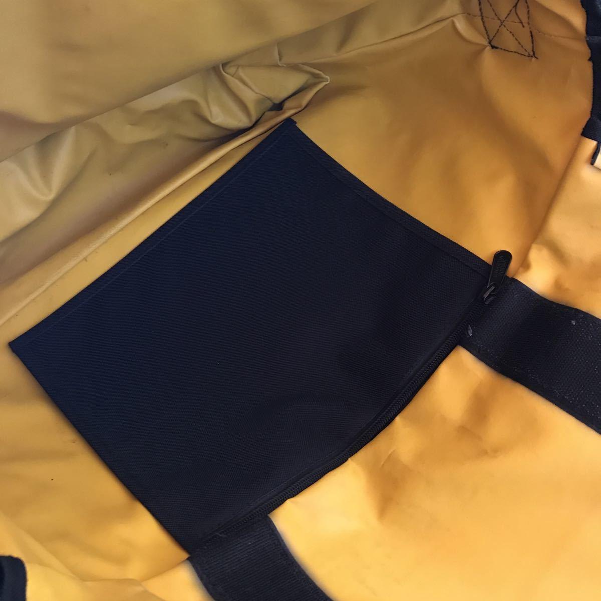 マンハッタンポーテージ メッセンジャーバッグ ショルダーバッグ 防水 Manhattan Portage 鞄 バッグ ピスト ロードバイク自転車 イエロー黒_画像3