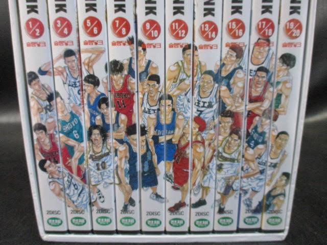 ◆スラムダンク FULL SET DVD 10点セット◆SLAMDUNK 音声 日本語 韓国語 字幕♪即決時送料無料有r-10320_画像5
