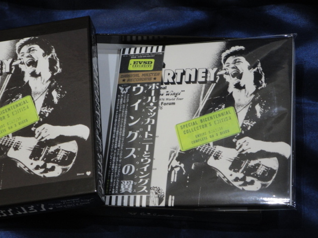 Empress Valley 3CD Paul McCartney & Wings From The Wings_画像2