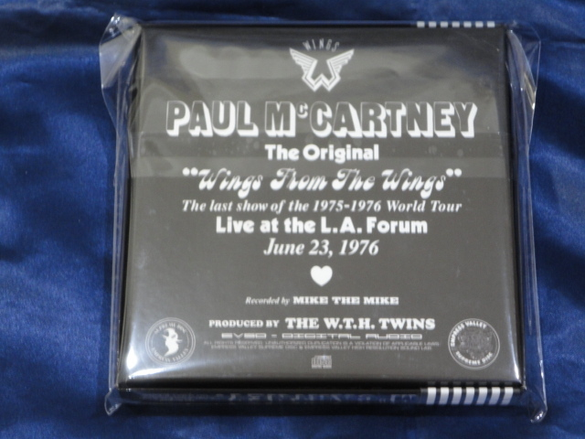 Empress Valley 3CD Paul McCartney & Wings From The Wings_画像4
