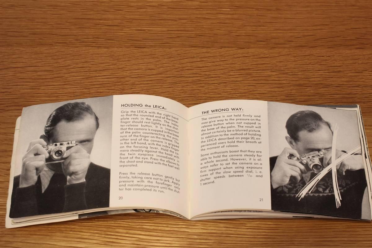 Leica If, IIf, IIIf (1f, 2f, 3f) 説明書 ◆ Instruction Book ◆ バルナックライカ_画像4