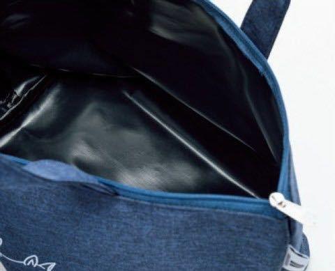 アーバンリサーチ【①トート バッグ ②ポーチ ③ミニボトル×2 ④ミニジャー】5点セット SPRING スプリング 付録_画像4