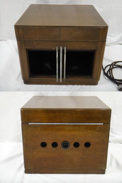Columbia コロンビア MODEL-NO.117E Viva-tonal Grafonola グラフォノーラ 卓上型 蓄音器 [U]_画像3