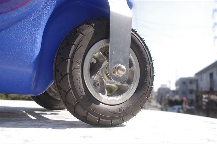 クルージンクーラー 500W 乗用玩具 三輪車 クーラーBOXにタイヤがついて走れちゃう!!各種イベントに大活躍!!バッテリーなし!_画像10
