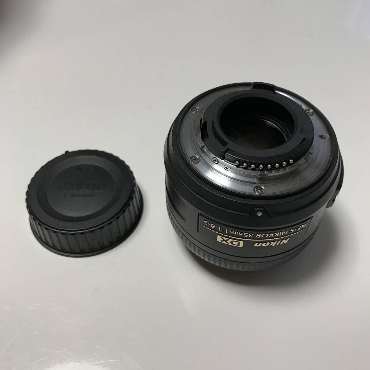 ニコン★35mm f/1.8 DX★Nikon 単焦点_画像3