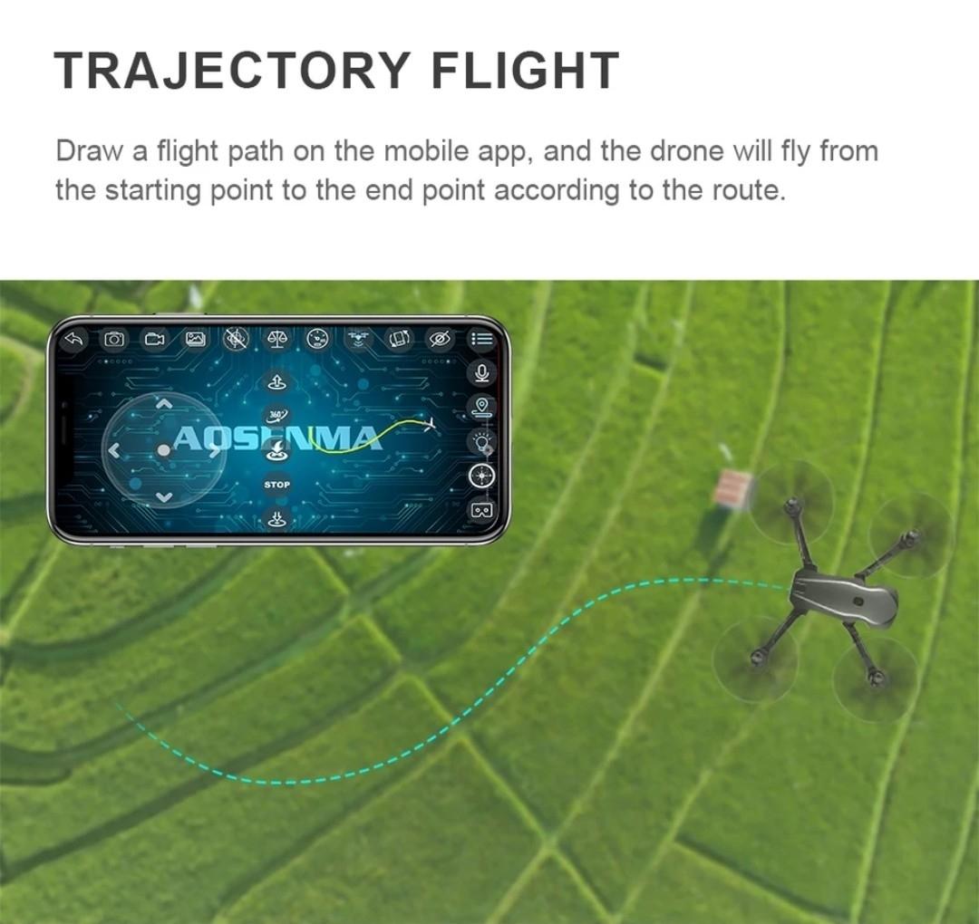 新型、CG033 GPS.ジンバルカメラ、1080p HD.画面付きコントローラー、ブラシレスモータ、2.4G.高度保持!_画像6