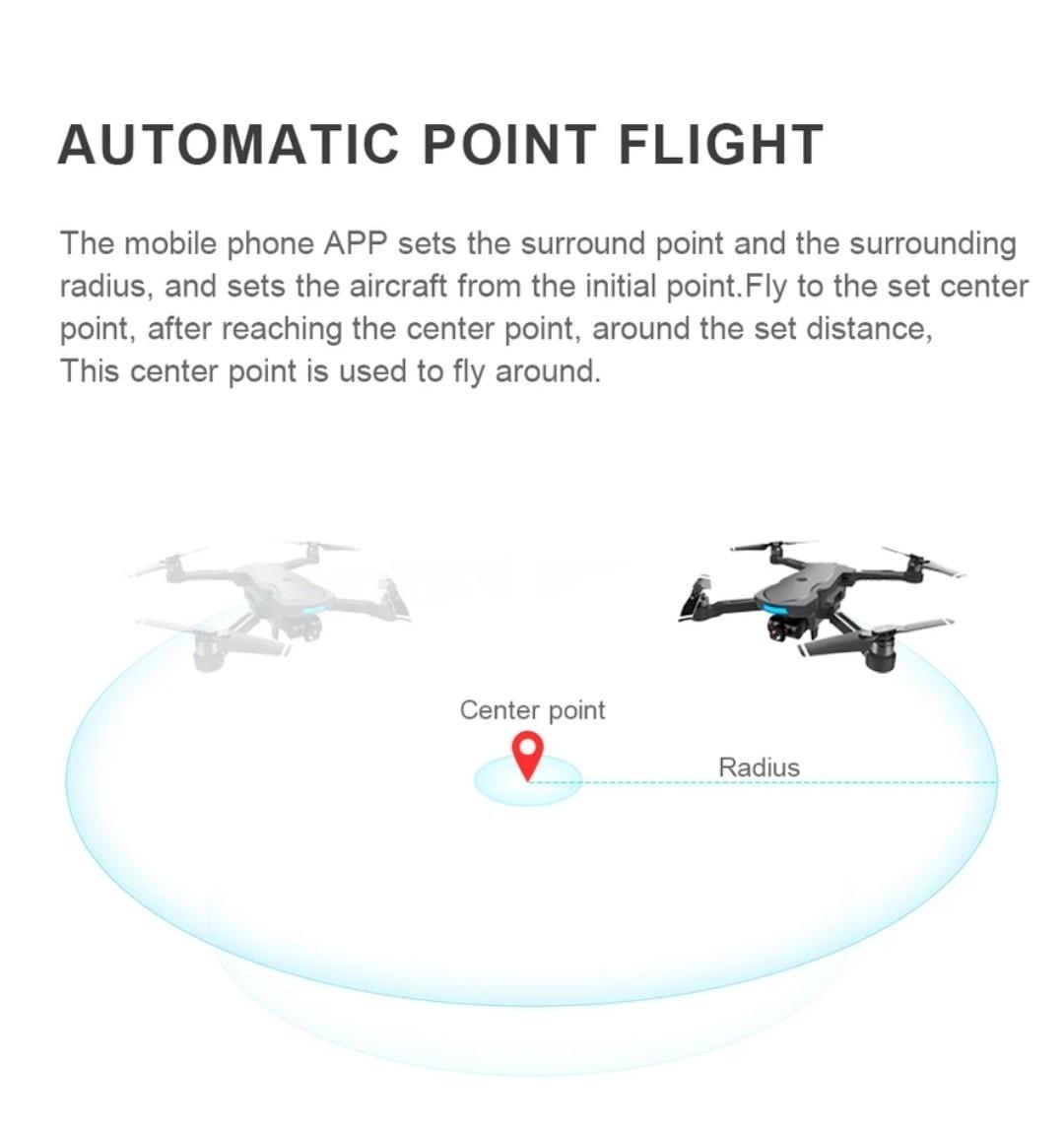 新型、CG033 GPS.ジンバルカメラ、1080p HD.画面付きコントローラー、ブラシレスモータ、2.4G.高度保持!_画像7