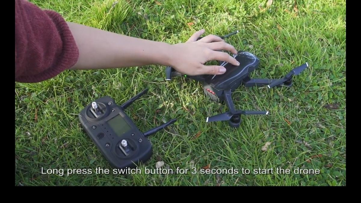 新型、CG033 GPS.ジンバルカメラ、1080p HD.画面付きコントローラー、ブラシレスモータ、2.4G.高度保持!_画像3