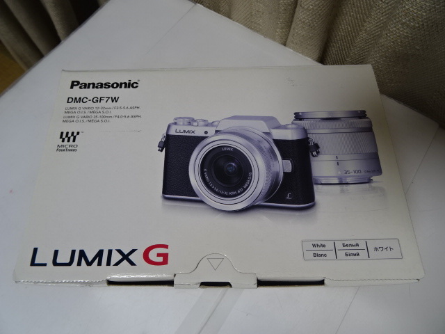 パナソニック PANASONIC DMC-GF7WSG-Wダブルズームレンズキット [海外仕様デジタルカメラ]新品国際保証書付き_画像2