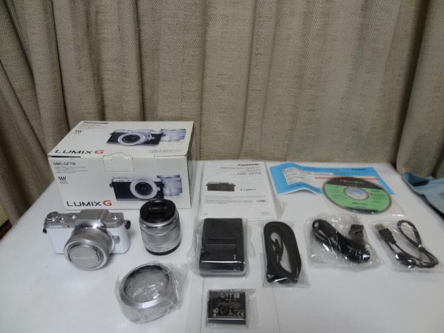 パナソニック PANASONIC DMC-GF7WSG-Wダブルズームレンズキット [海外仕様デジタルカメラ]新品国際保証書付き_画像3