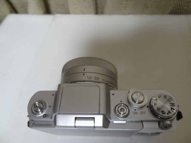 パナソニック PANASONIC DMC-GF7WSG-Wダブルズームレンズキット [海外仕様デジタルカメラ]新品国際保証書付き_画像7