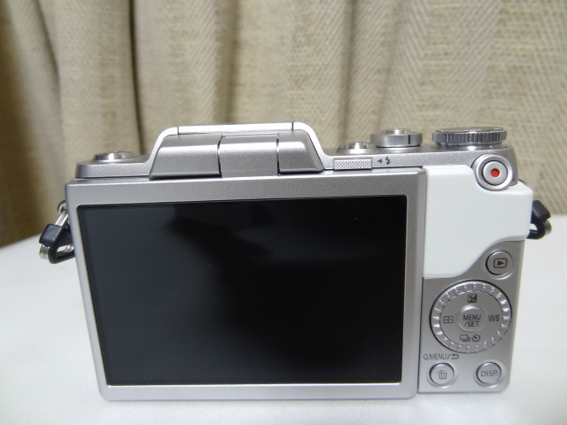 パナソニック PANASONIC DMC-GF7WSG-Wダブルズームレンズキット [海外仕様デジタルカメラ]新品国際保証書付き_画像8