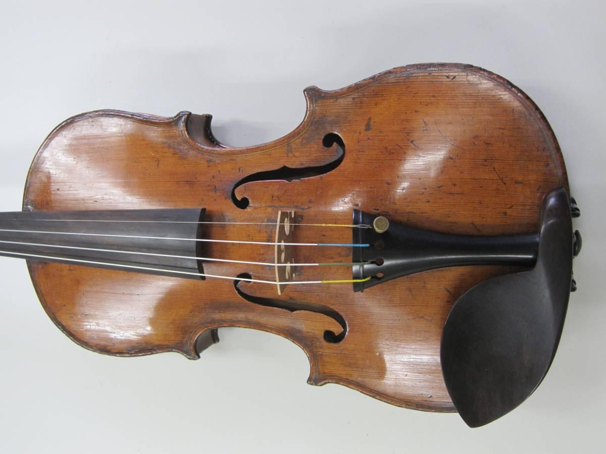 オールドイタリアンラベルド バイオリン