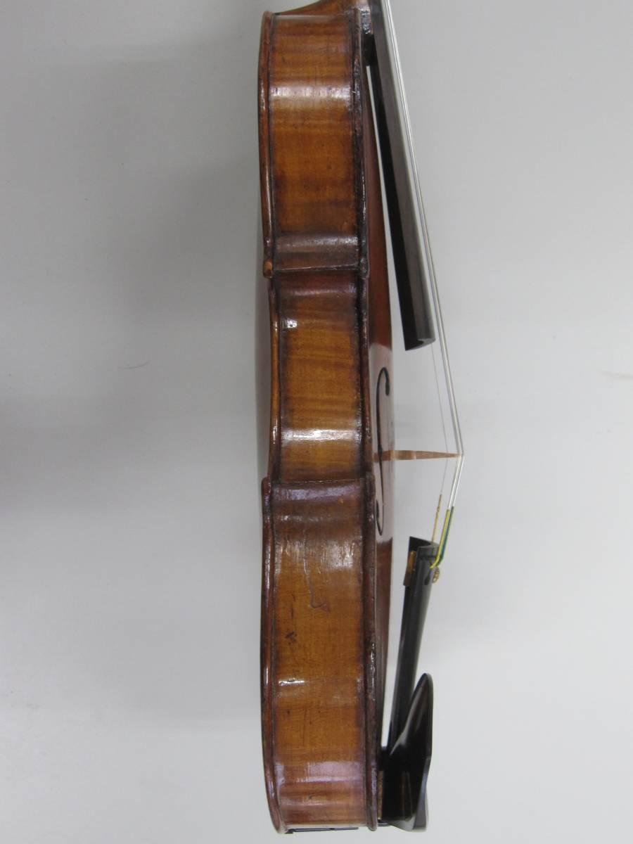 オールドイタリアンラベルド バイオリン _画像3