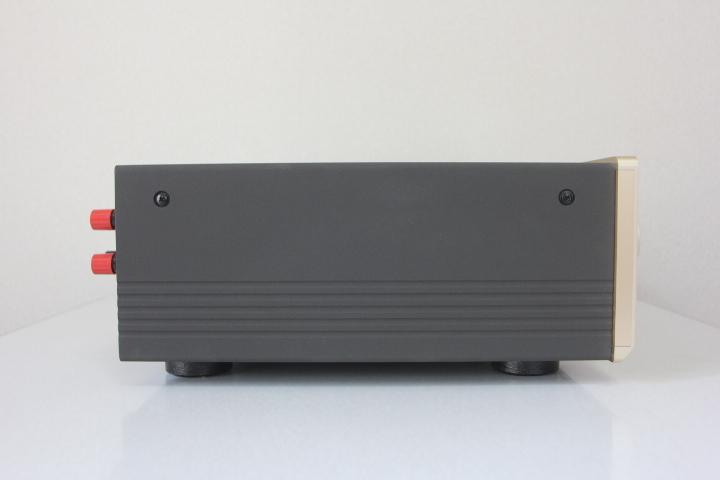 Accuphase アキュフェーズ プリメインアンプ E-307 美品 ワンオーナー 元箱・取扱説明書・リモコン 送料無料_画像6