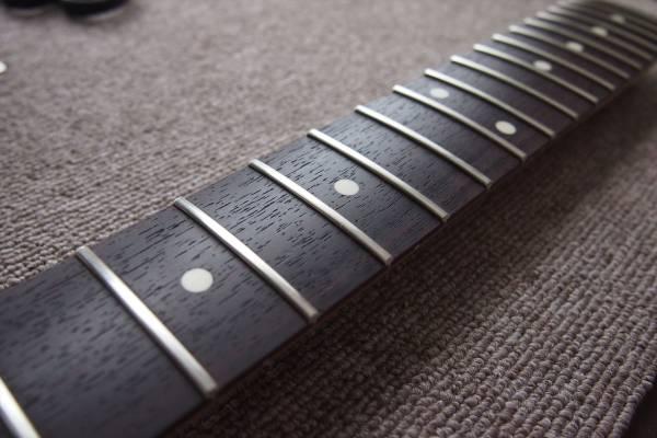 フレット交換 リフレット ギター・ベース ステンレスフレットもOK! 最短1週間でご返送!! 札幌
