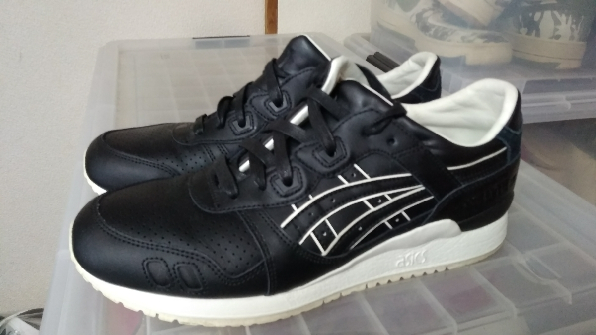 brand new f8bc6 31af9 rare limited commodity ultimate beautiful goods ASICS GEL ...