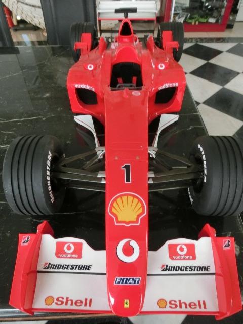 ★ フェラーリ F1 F2002 68/200 ★_画像2