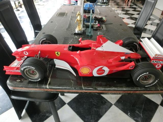 ★ フェラーリ F1 F2002 68/200 ★_画像3