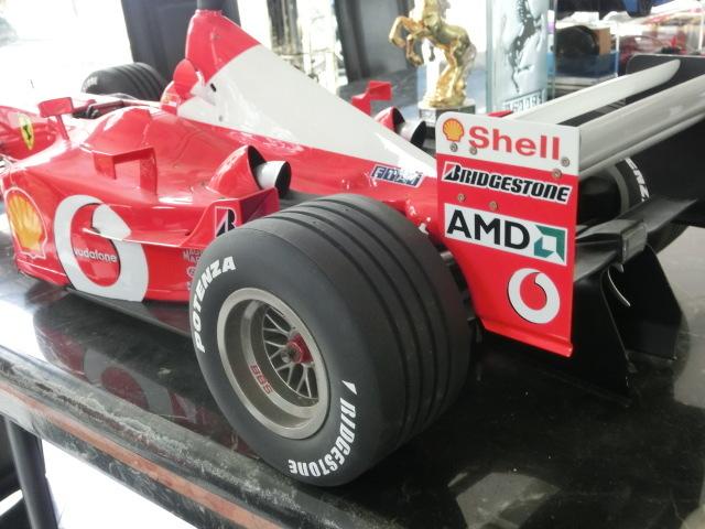 ★ フェラーリ F1 F2002 68/200 ★_画像5
