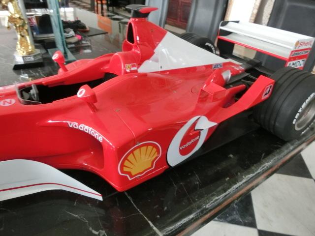 ★ フェラーリ F1 F2002 68/200 ★_画像10