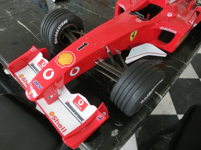 ★ フェラーリ F1 F2002 68/200 ★_画像9
