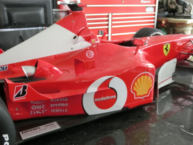 ★ フェラーリ F1 F2002 68/200 ★_画像4