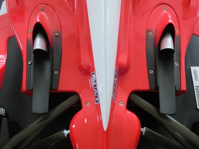 ★ フェラーリ F1 F2002 68/200 ★_画像8