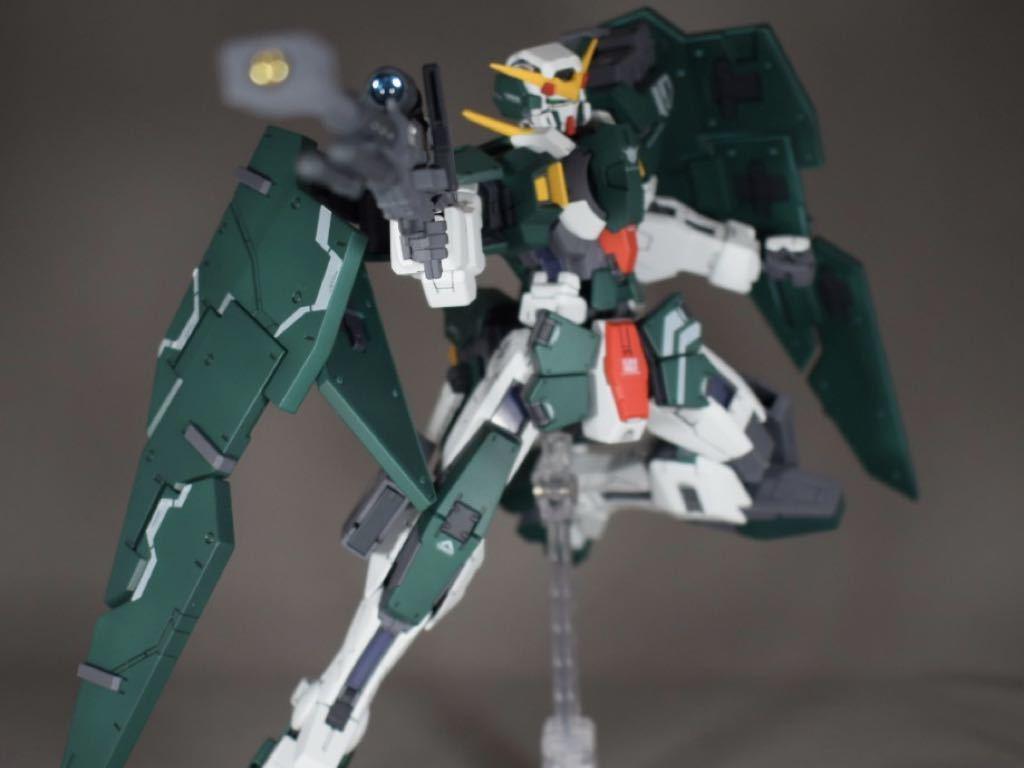 MG 1/100 ガンダムデュナメス 塗装 完成品 機動戦士ガンダムOO ガンプラ_画像2