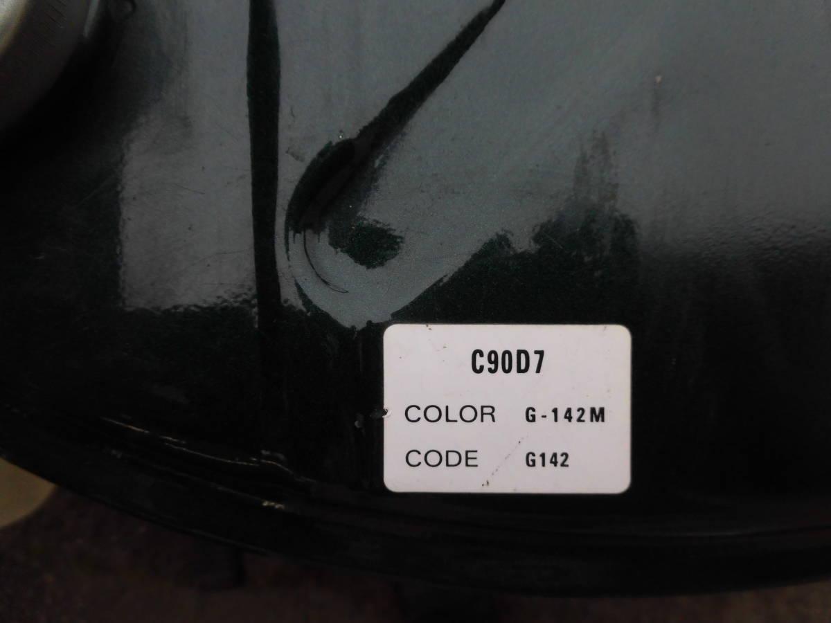 中古車 HONDA スーパーカブ90 最終型 D7 HA02 ビッグドラム タンデムシート付き HA02-280型_画像9