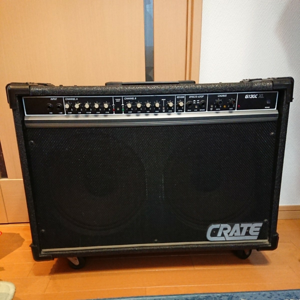 CRATE ギターアンプ G130C XL made in USA