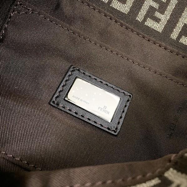○フェンディ 美品 ハンドバッグ ズッカ柄 B15-012_画像4