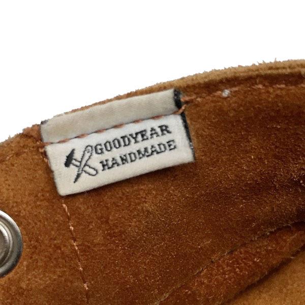 ○visvim ブーツ virgil boots folk ハイカット 10サイズ 28㎝ 箱有 B3-116_画像8