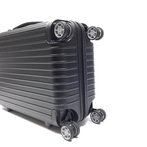○リモワ サルサ 美品 「810.52」 スーツケース ギャランティー有 35L 4輪 スーツケース 機内持ち込み可 B1-001_画像3