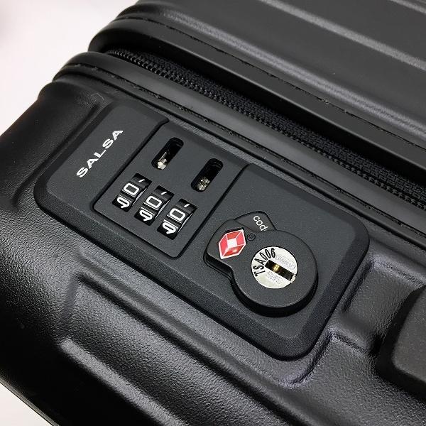 ○リモワ サルサ 美品 「810.52」 スーツケース ギャランティー有 35L 4輪 スーツケース 機内持ち込み可 B1-001_画像4