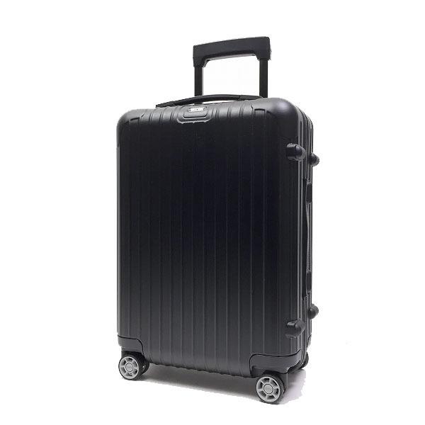 ○リモワ サルサ 美品 「810.52」 スーツケース ギャランティー有 35L 4輪 スーツケース 機内持ち込み可 B1-001