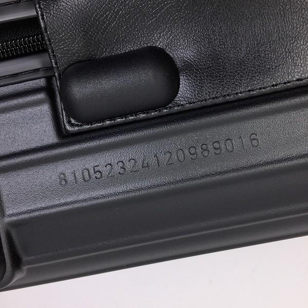 ○リモワ サルサ 美品 「810.52」 スーツケース ギャランティー有 35L 4輪 スーツケース 機内持ち込み可 B1-001_画像7