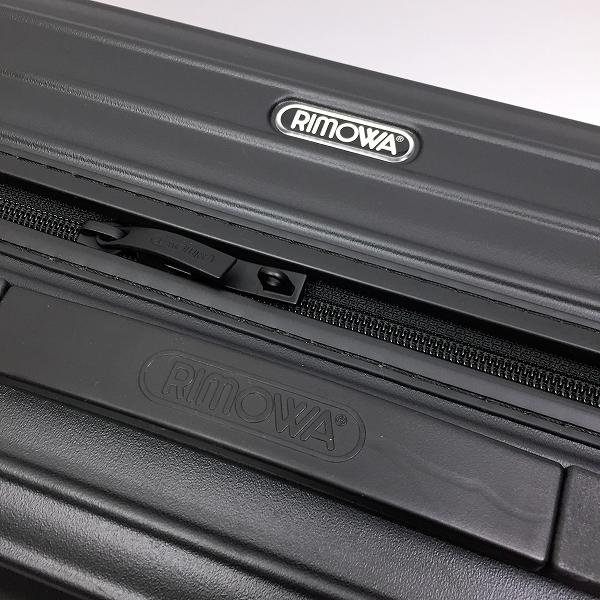 ○リモワ サルサ 美品 「810.52」 スーツケース ギャランティー有 35L 4輪 スーツケース 機内持ち込み可 B1-001_画像5