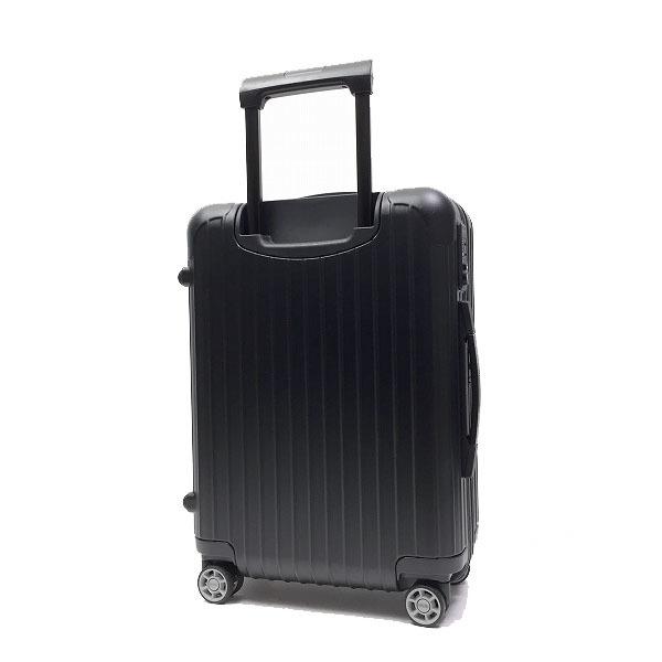 ○リモワ サルサ 美品 「810.52」 スーツケース ギャランティー有 35L 4輪 スーツケース 機内持ち込み可 B1-001_画像2