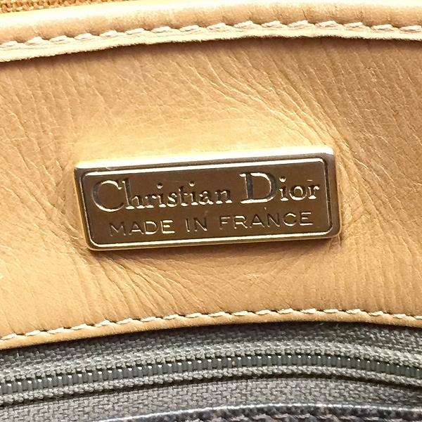 ●ディオール クリスチャンディオール 80's トートバッグ 総柄 B8-005_画像4