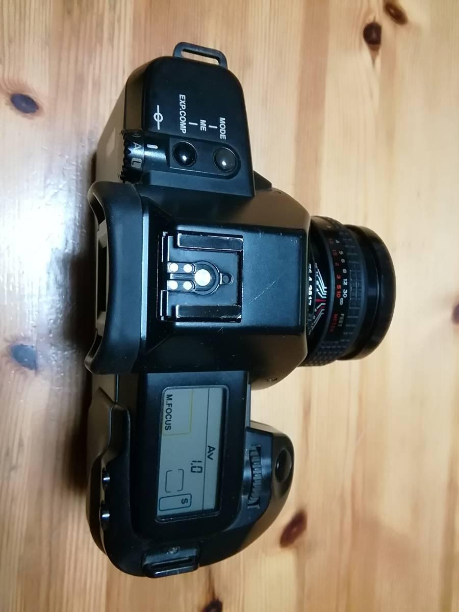 キャノン EOS RT M42 ペトリ CC Auto 50mm F1.7 オールドレンズマウントアダプター_画像2