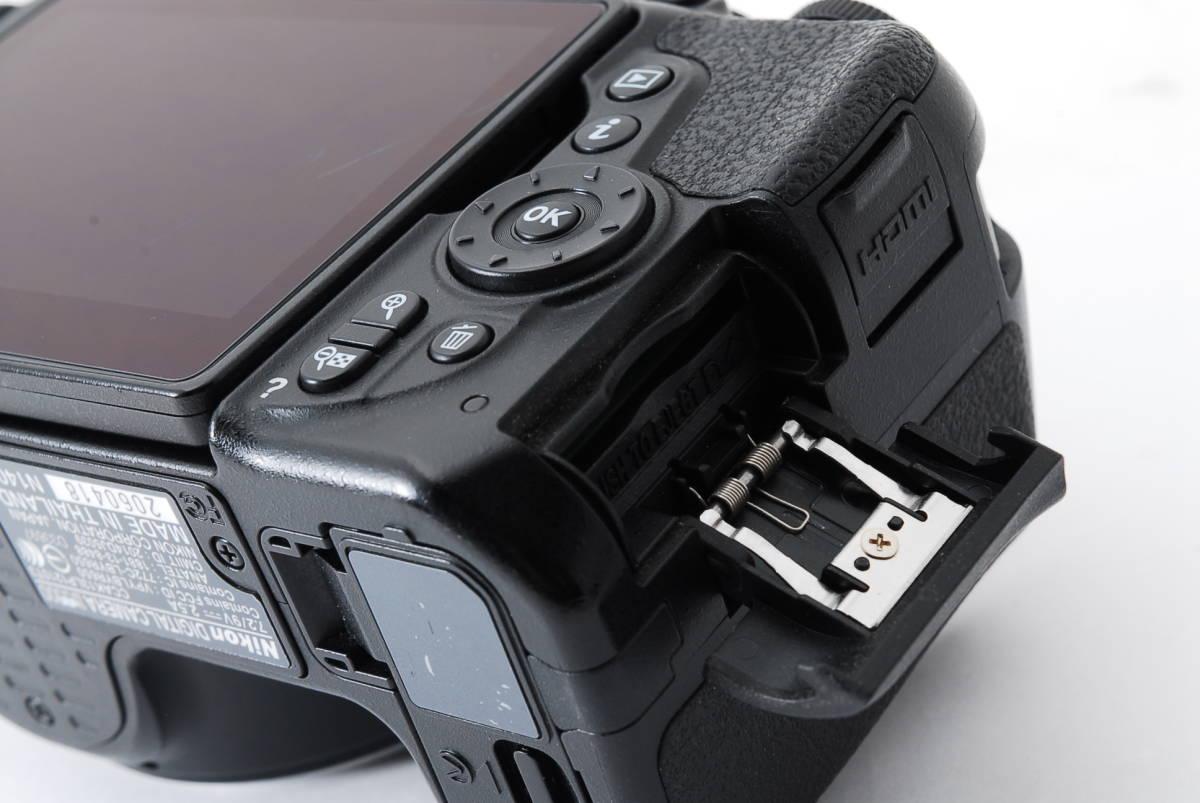 【動作確認済/超美品】 ニコン Nikon D5500 ボディ 三脚 収納バック MT0213_画像8